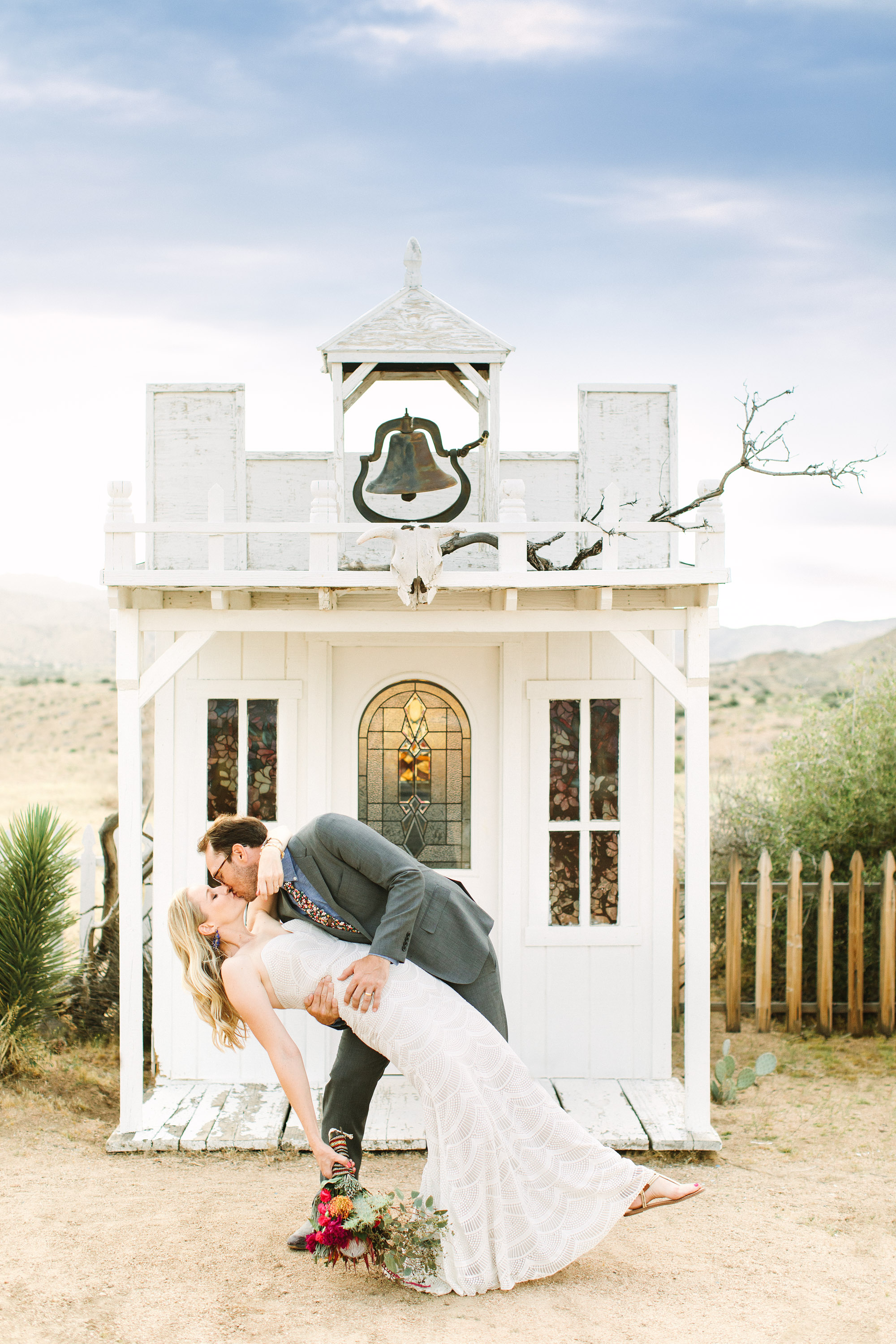 Ryann & Nick's Wedding in Pioneertown