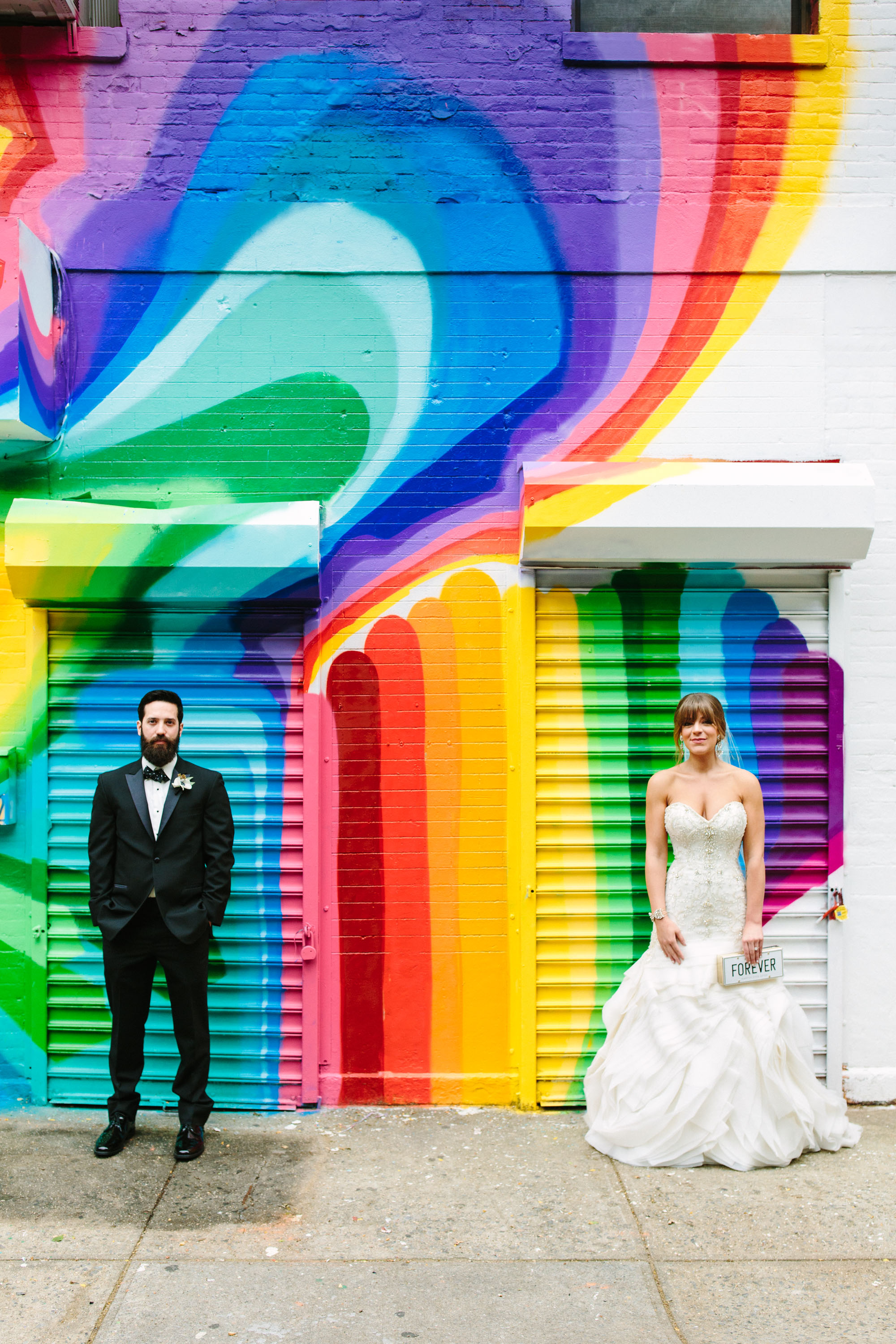 Kat & Rizz's Wedding at The Foundry NYC